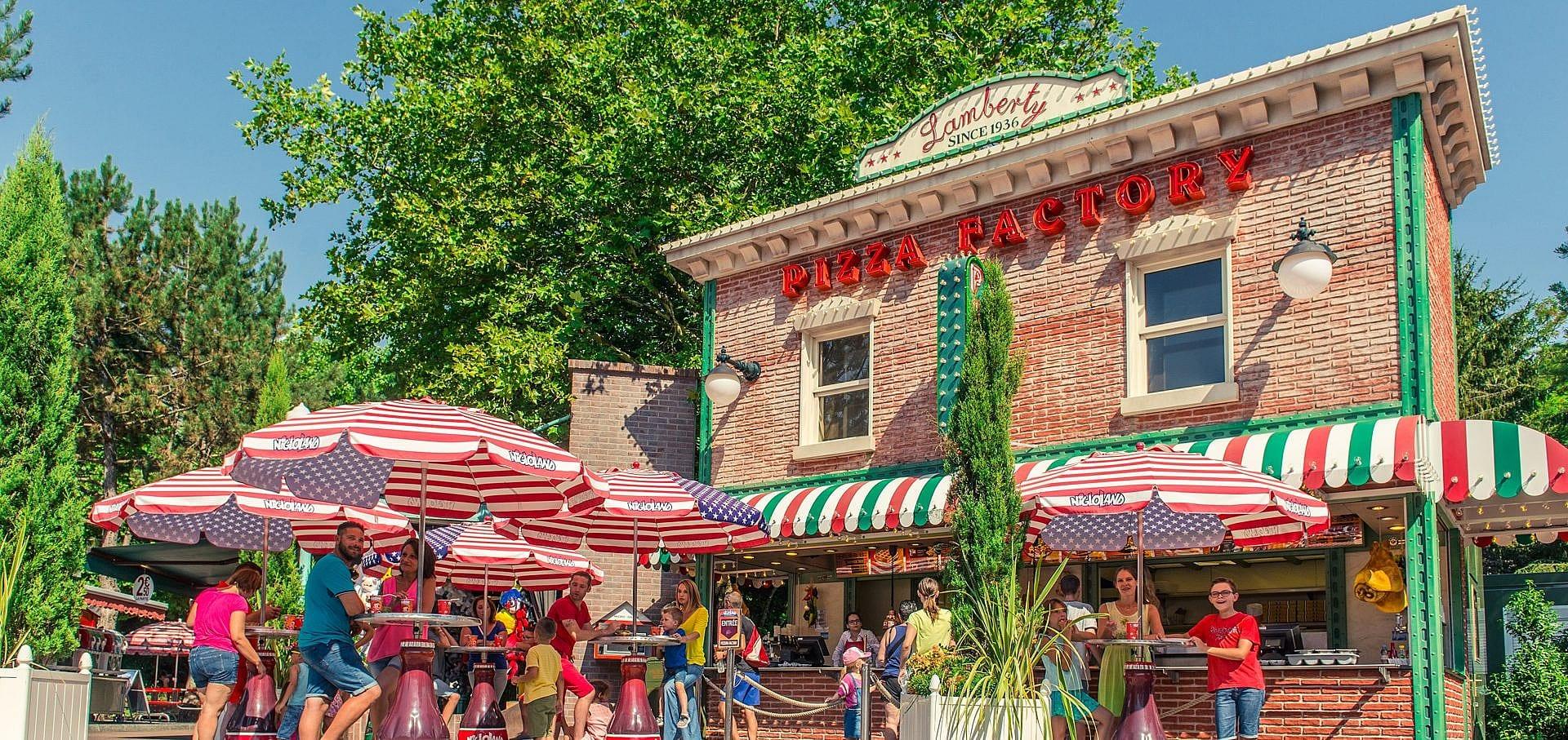 La Pizza Factory