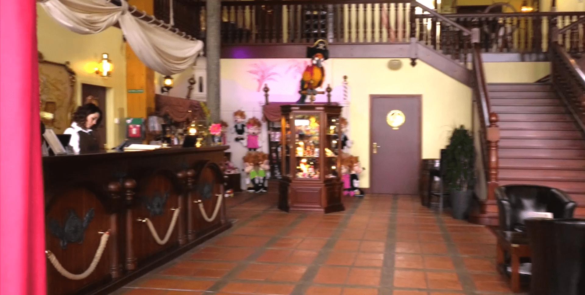 L'Hôtel des Pirates